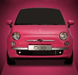 Fiat Pink