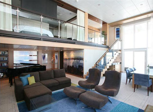 Loft Suite del Oasis of the Seas