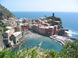 Las Cinque Terre en Italia