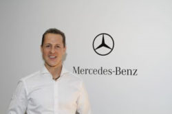 Michael Schumacher vuelve a la Formula 1 con Mercedes