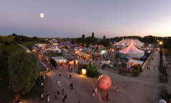 Tollwood Winter Festival 2009 en Munich