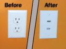 Fabrica tu propio cargador USB de pared