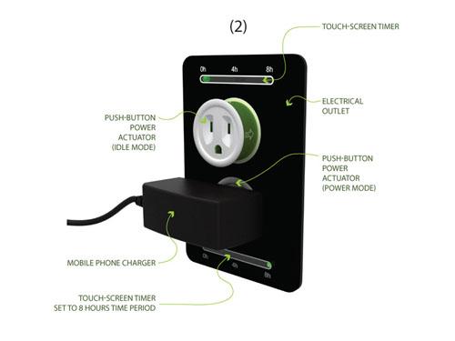Green Life, el enchufe que ahorra energía