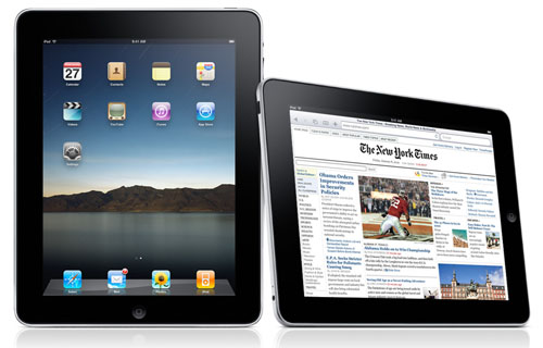 iPad, el tablet de Apple