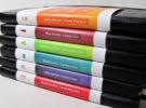 Passions, los nuevos cuadernos temáticos Moleskine