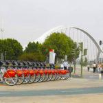 ¿Llevan GPS las bicicletas de Sevici para evitar robos?