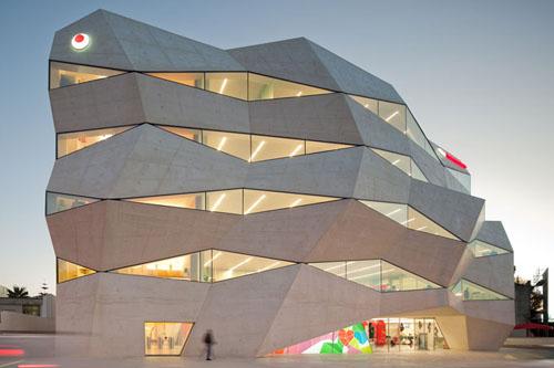 Oporto Vodafone Building
