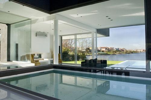 Casa MCK de Andrés Remy Arquitectos