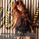 Miley Cyrus estará también en Rock In Rio Madrid 2010