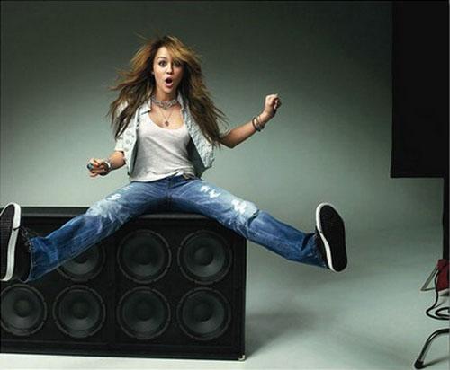 Miley Cyrus estará en Rock In Rio Madrid 2010