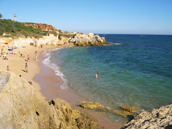 Algarve, Albufeira - Paraia de Galé