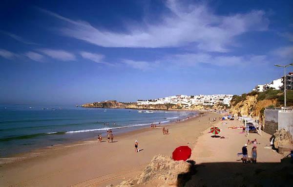 Algarve, Albufeira - Praia do Inatel