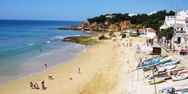 Algarve, Albufeira - Olhos d'Agua