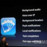 Presentado el iPhone OS 4.0 con la multitarea como principal novedad