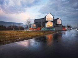 VitraHaus de los arquitectos Herzog & de Meuron en Basilea
