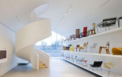 VitraHaus de los arquitectos Herzog & de Meuron