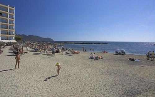 Cala Bona, Mallorca