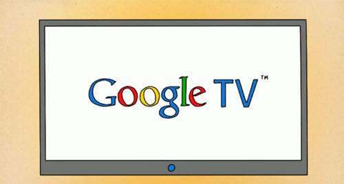 Google TV, la última novedad presentada por Google