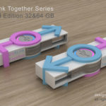 USBLink Together Series,  memorias USB originales