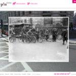 Historypin, comparando fotos antiguas con su localización actual