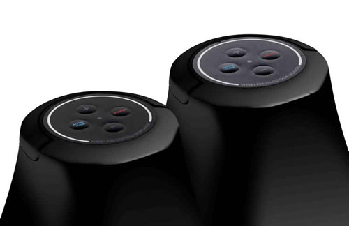 Rimax Urban Speak, altavoces inalámbricos para exterior resistentes al agua