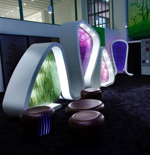 Bright Woods Collection de Giancarlo Zema para Avanzini Group