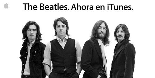 Apple anuncia la llegada de The Beatles a iTunes