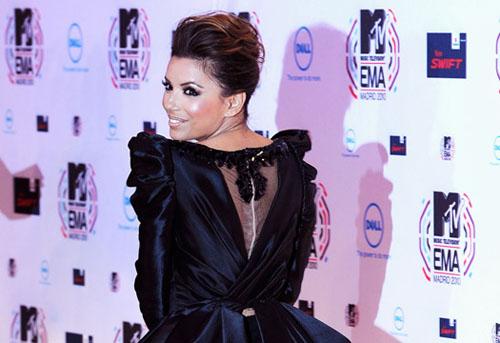 Eva Longoria en los EMA 2010