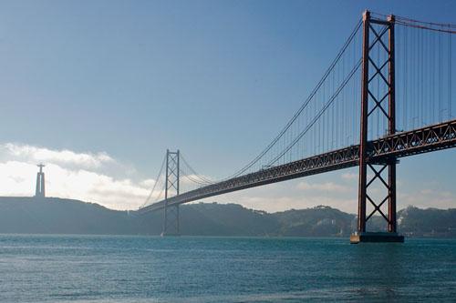 Lisboa, Puente 25 de Abril