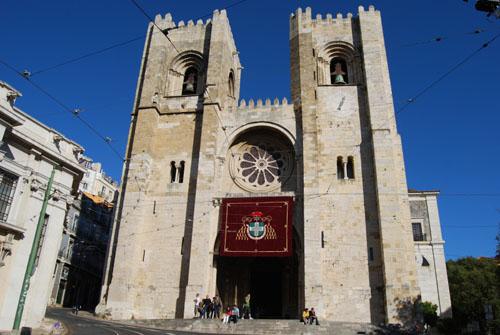 Lisboa, La Sé