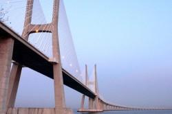 Lisboa, Puente Vasco da Gama