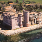 Pyrgi y el Castillo de Santa Severa, en Santa Marinella, a un paso de Roma