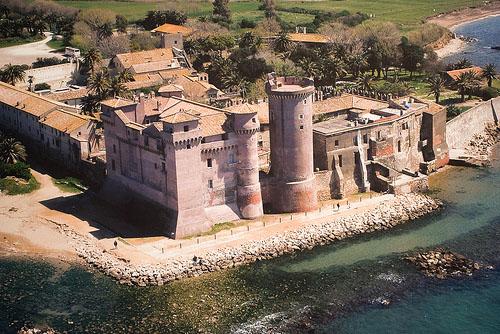 Pyrgi y el Castillo de Santa Severa