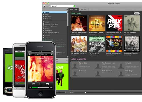 Conoce Spotify, la nueva forma de escuchar música