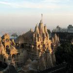 Shatrunjaya la impresionante colina de templos jainistas en la India