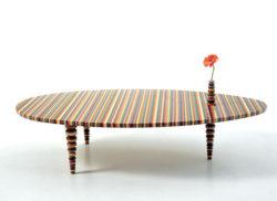 Hybrid Collection, los coloridos muebles de allê por José Marton