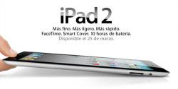 Las características del nuevo iPad 2 de Apple