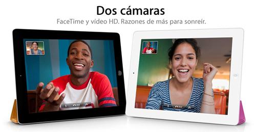 Las características del nuevo iPad 2