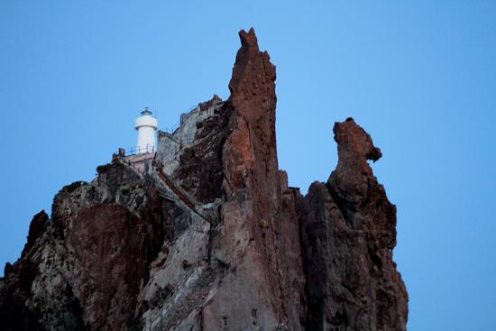 El Faro de Strombolicchio, imagen de Marco Corbetta