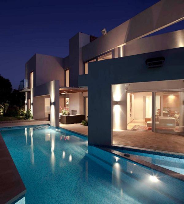 Or House de DOMBarchitects en Israel