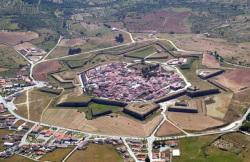 Almeida, la ciudad fortificada en forma de estrella en Portugal