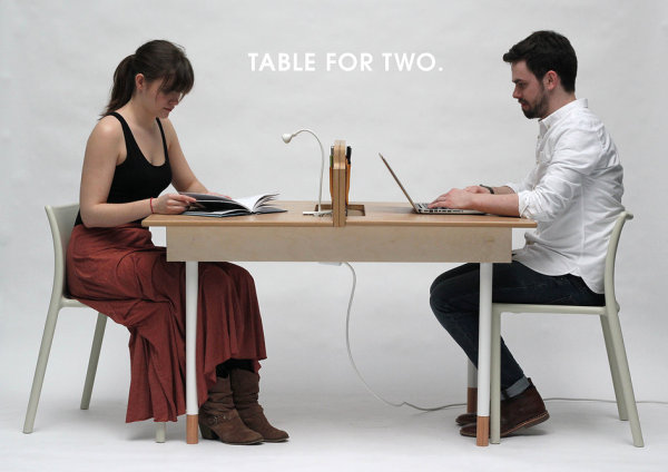Table for Two.