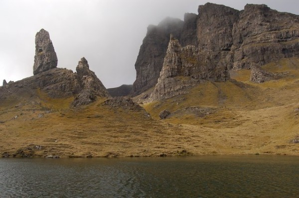 Needle Rock at the Storr