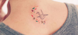 Tatuajes minimalistas, ideas sugerentes para iniciarse en el mini-ink art